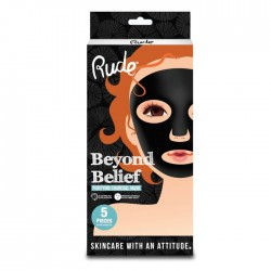 Maska za lice Beyond Belief Charcoal Face Mask ( 5pack)
