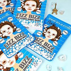 Maska za lice Bubble - Fizz Bizz Cleanse Bubble Mask (5pack)