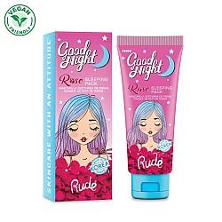 Maska za lice Good NIght Rose Sleeping Pack