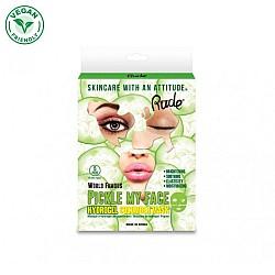 Maska za lice sa ekstratom krastavca Pickle My Face Hydrogel (5 pack)