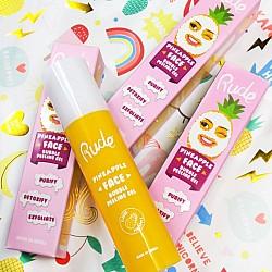 Piling gel za čišćenje lica Pineapple Bubble
