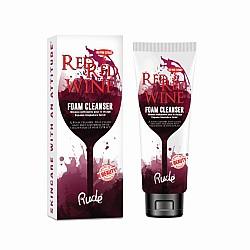 Set za negu lica na bazi ekstarta crvenog vina - Red Wine Therapy Set