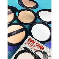 Puder za matiranje kože SHINE CRIME Anti-Shine Blotting Powder