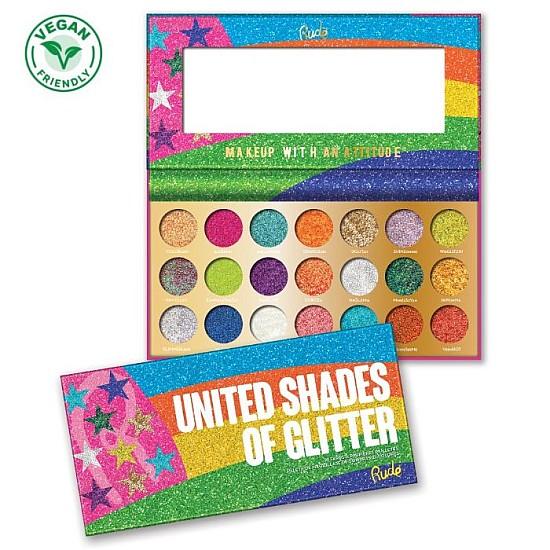 Paleta glitera United Shades of Glitter