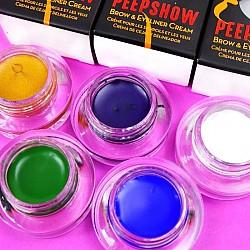 Kremasti ajlajner za obrve i oči Peep Show - Brights