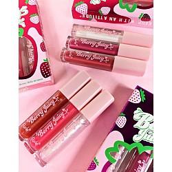 Set sjajeva za usne Berry Juicy - Lipgloss