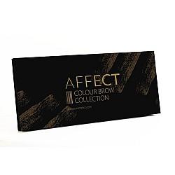 Paleta senki za obrve AFFECT – COLOR BROW 18-25g