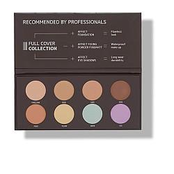 Paleta korektora za lice, 8 x 2,7 - 3 g