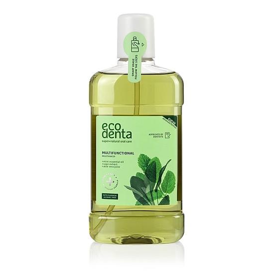 Tečnost za ispiranje usta Ecodenta GREEN LINE MULTIFUNCTIONAL 500 ml