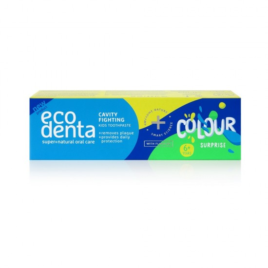 Dečija pasta za zube protiv nastanka karijesa COLOUR SURPRISE 75ml