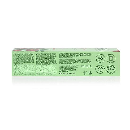 Pasta za zube protiv plaka i kamenca GREEN LINE TARTAR ELIMINATING 100 ml