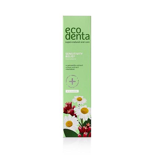 Pasta za osetljive zube i desni Ecodenta GREEN LINE SENSITIVITY RELIEF 100 ml