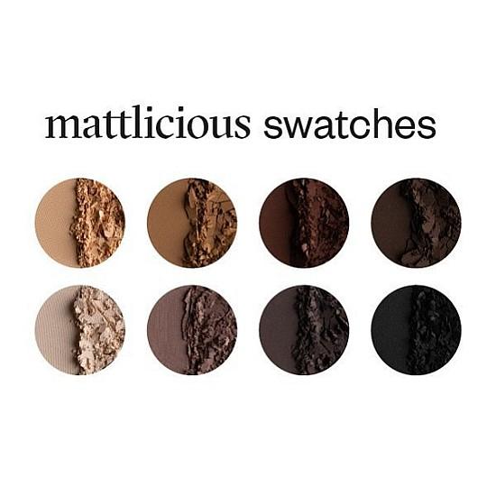 Paleta senki za oči Mattlicious 12 g